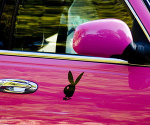 car, Playboy, and cute image