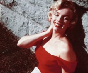 hollywood, Marilyn Monroe, and pinup image