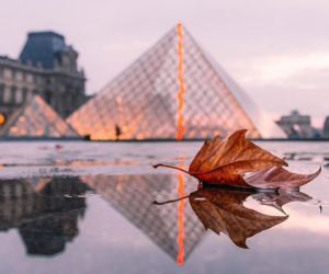 fall, france, and paris image