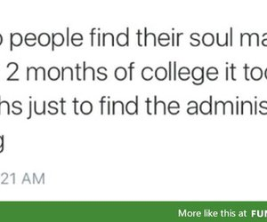 awesome, college, and finding image