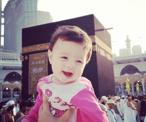 kid, smile, and mecca image