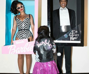 beyoncé, Halloween, and barbie image