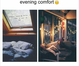 comfort, evening, and night image