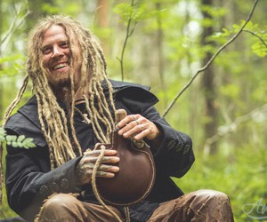 dreadlocks, korpiklaani, and folk metal image