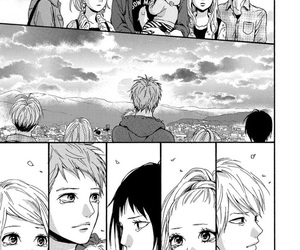 manga, orange, and orange anime image