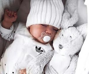 baby and adidas image