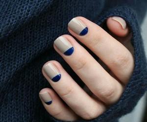 nails, fashion, and beauty image