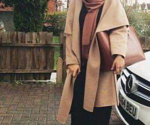 fashion and hijab image