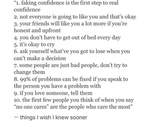 confidence, self, and cares image