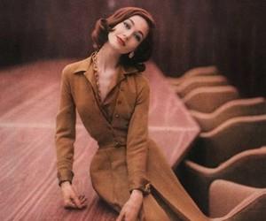 50s, beautiful, and fashion image