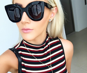 beauty, blogger, and blonde image