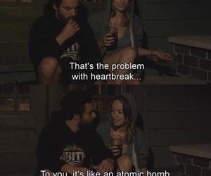 alternative, heartbreak, and broken image