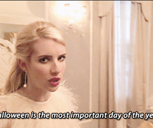 chanel, Halloween, and scream queens image