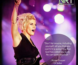 quotes, korey cooper, and skillet image