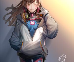 rin, hana song, and cute image