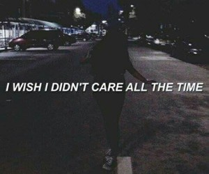 quotes, grunge, and sad image