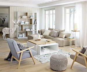 design, living room, and Scandinavian image