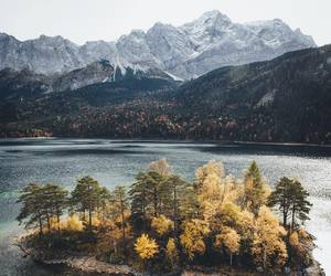 lake, travel, and wanderlust image