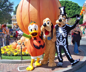 awesome, Halloween, and town square image