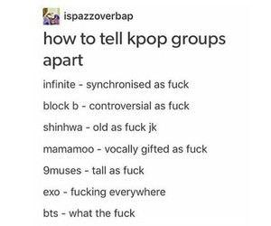 exo, jin, and kpop image