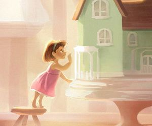 art, cute, and illustration image