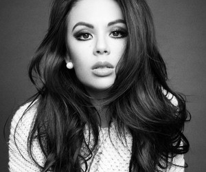 janel parrish, pretty little liars, and pll image