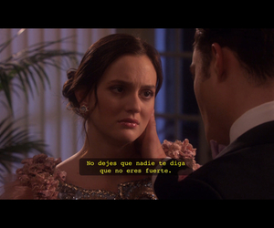 chuck bass, frases, and gossip girl image