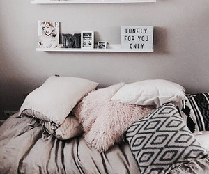 pillows and room image