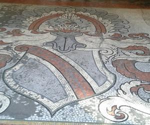 floor, mosaik, and strassbour image