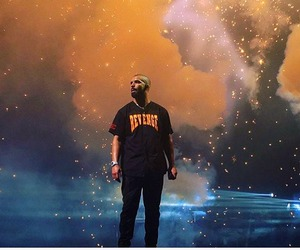 colorful, Drake, and drizzy image