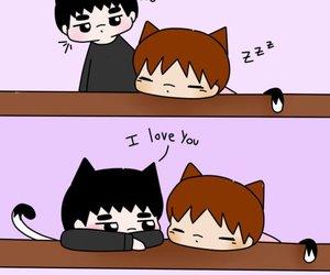 kaisoo, exo, and kpop image