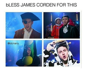 trick or treat, late late show, and james corden image