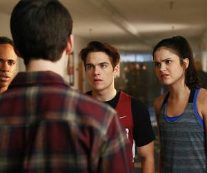 teen wolf, hayden, and Mason image