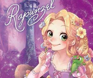 rapunzel and anime princess image