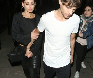 danielle campbell, louis tomlinson, and lounielle image