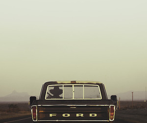 ford, car, and country image