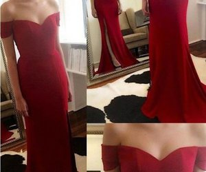 prom dresses, cheap prom dresses, and prom gown image