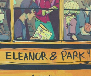 book, park, and eleanor image