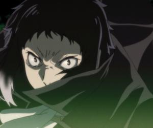 anime, gif, and bungou stray dogs image
