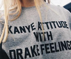 attitude, Drake, and fresh image