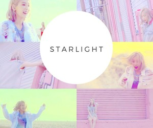 snsd, solo, and starlight image