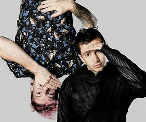 twenty one pilots, tyler joseph, and josh image