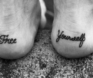 tattoo and free yourself image