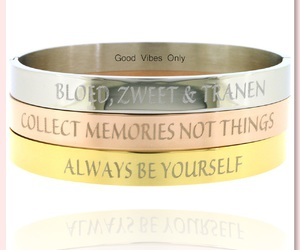 bangles, good vibes only, and gvo image
