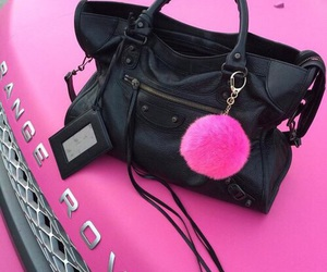 pink, range rover, and bag image