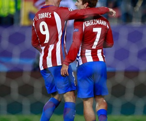 torres, atletico madrid, and ucl image