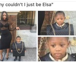 funny, Halloween, and elsa image