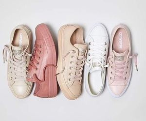 converse, shoes, and Nude image