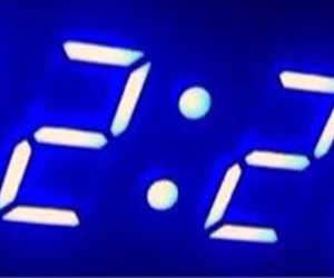 header, 11:11, and blue image