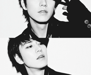 asian, k-pop, and kyuhyun image